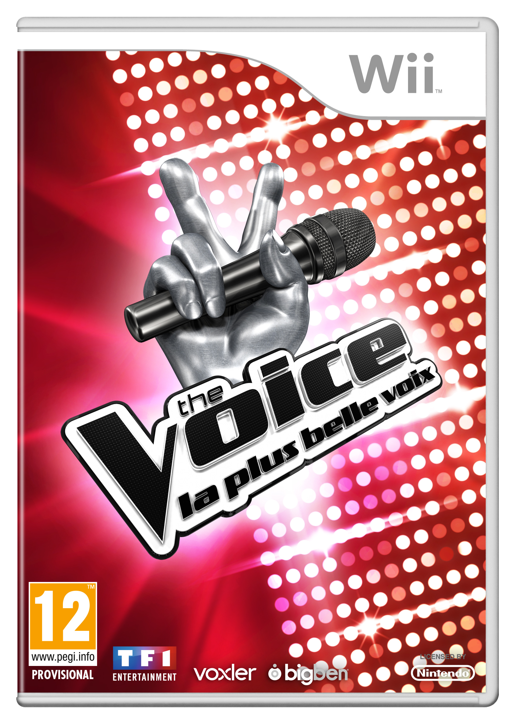 TheVoice Wii Jaquette 001