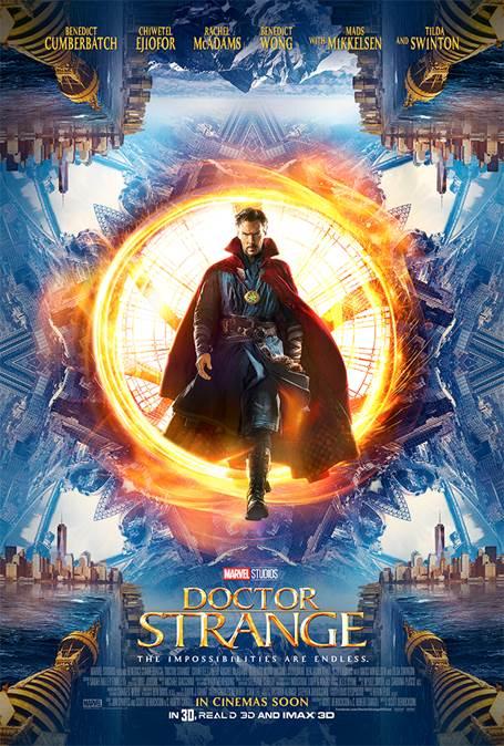 DoctorStrange Cinema Jaquette 001