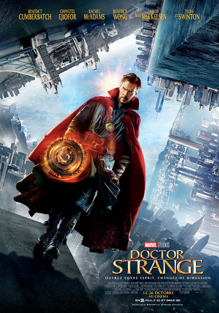 DoctorStrange Cinema Jaquette 002