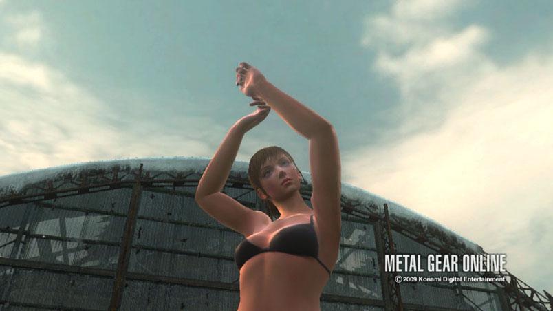 MetalGearOnline PS3 Divers-Bikini 012