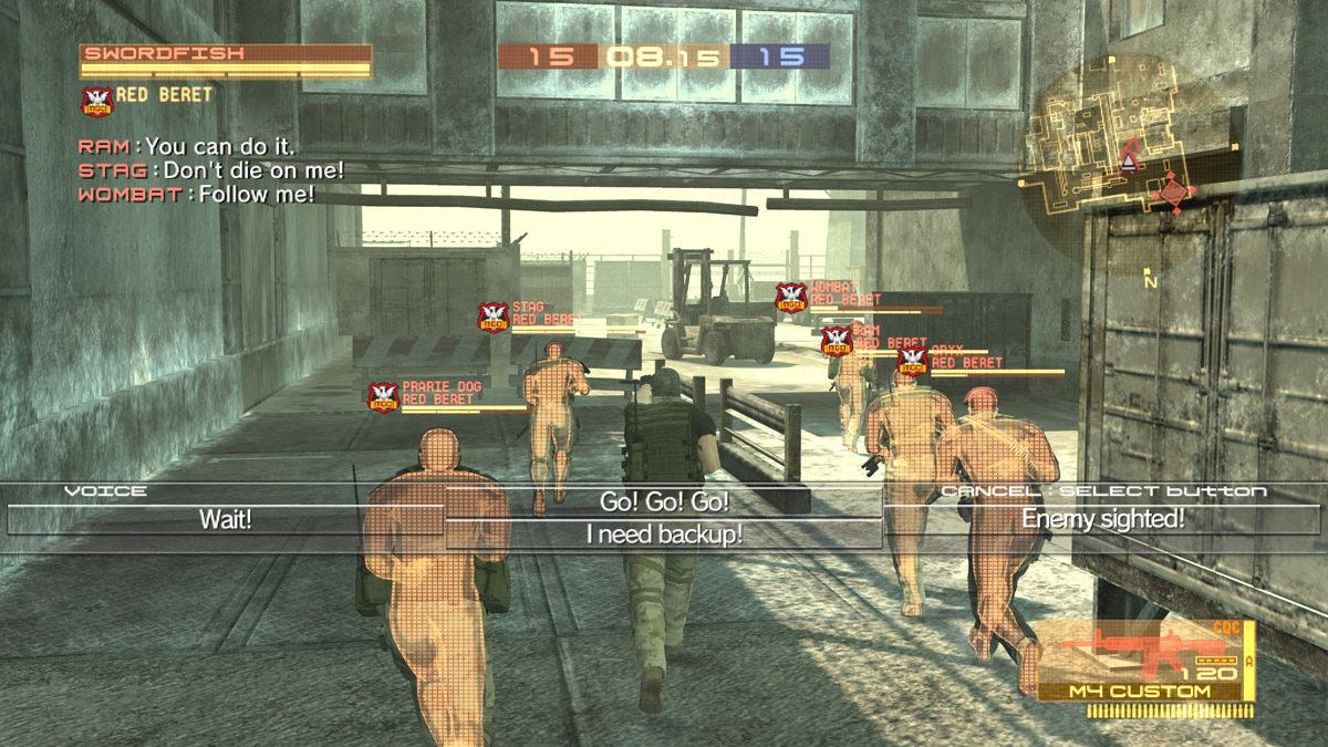 MetalGearOnline PS3 Edit025