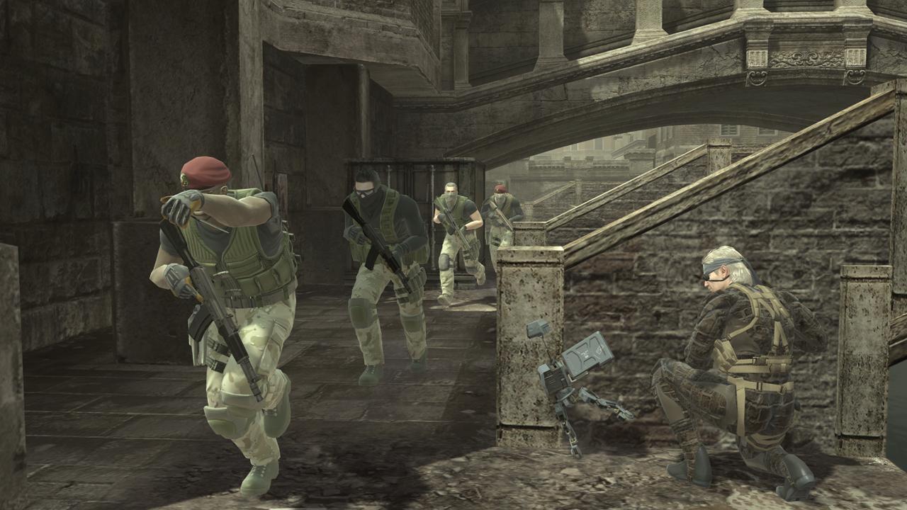 MetalGearOnline PS3 Edit 012