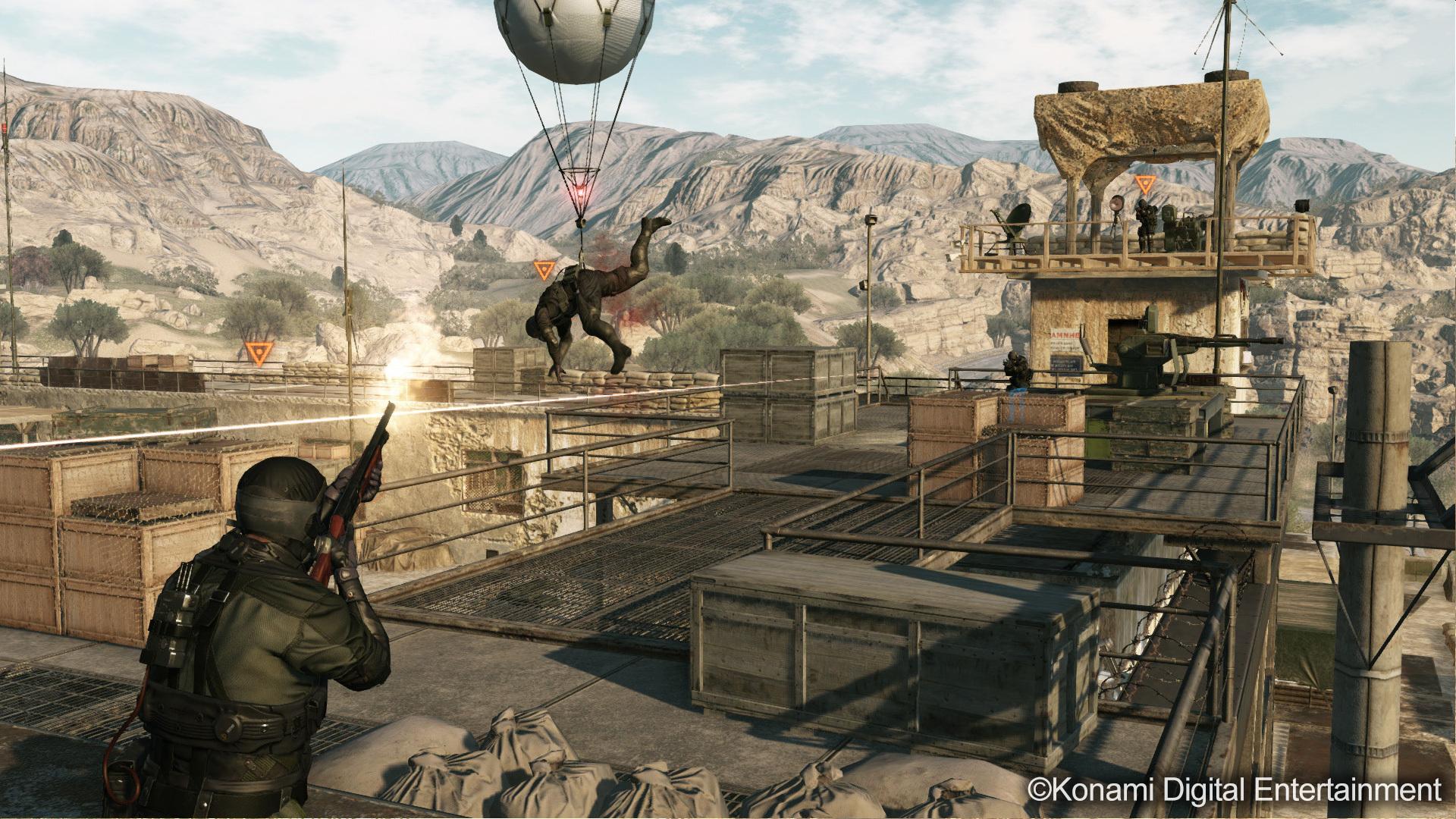 MetalGearOnline PS3 Editeur 066