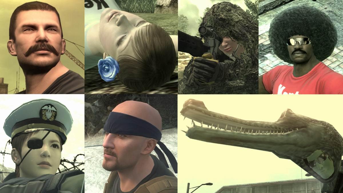 MetalGearOnline PS3 Meme Edit049