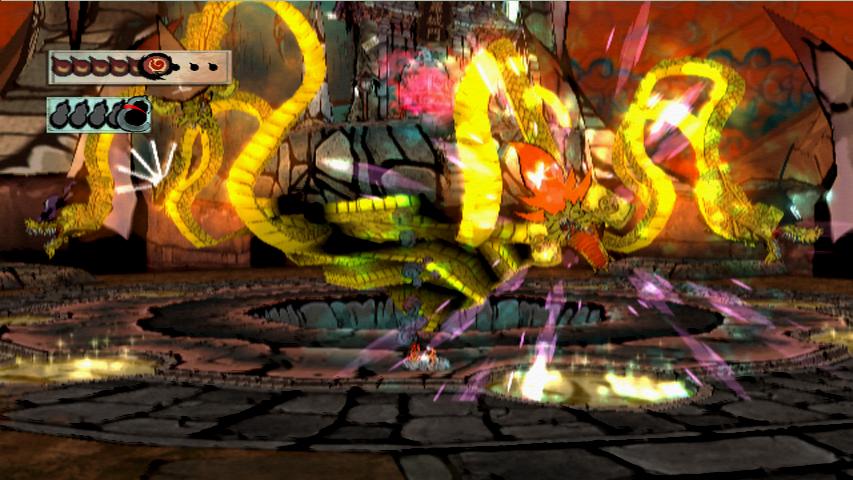 Okami Wii Editeur 080