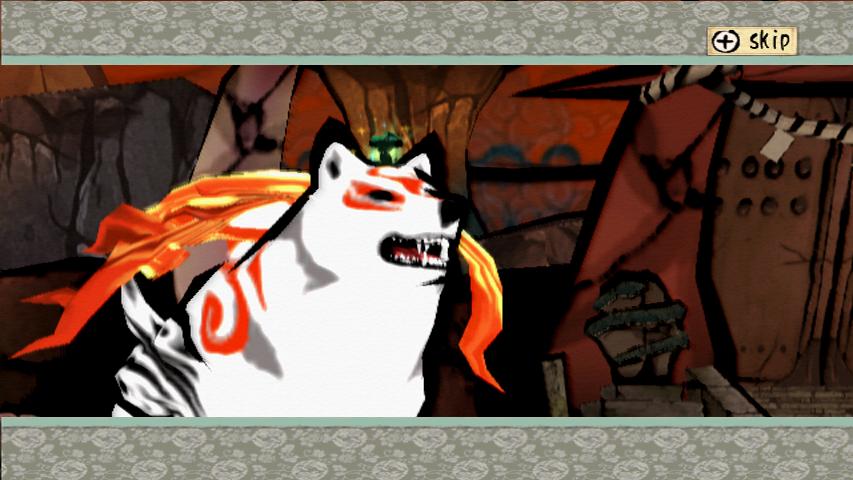 Okami Wii Editeur 082