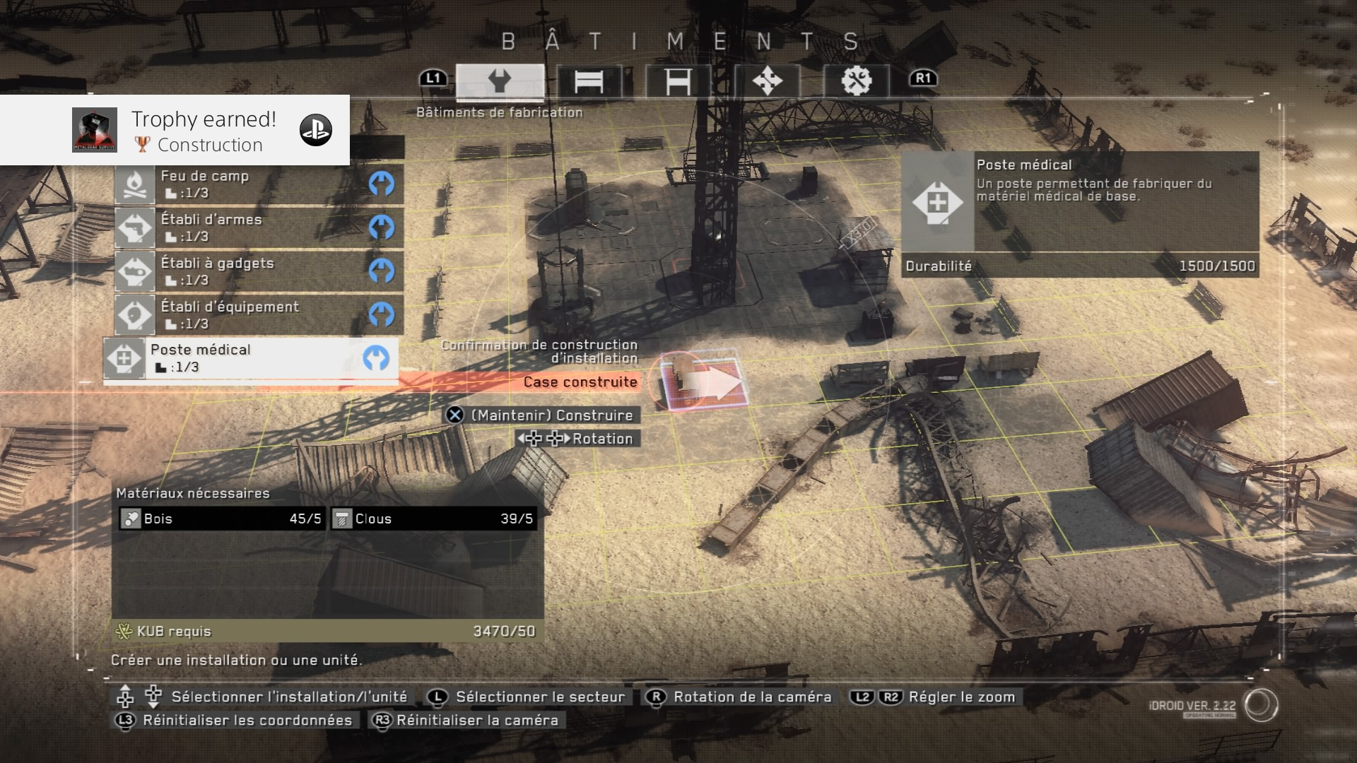 MetalGearSurvive PS4 Test 007