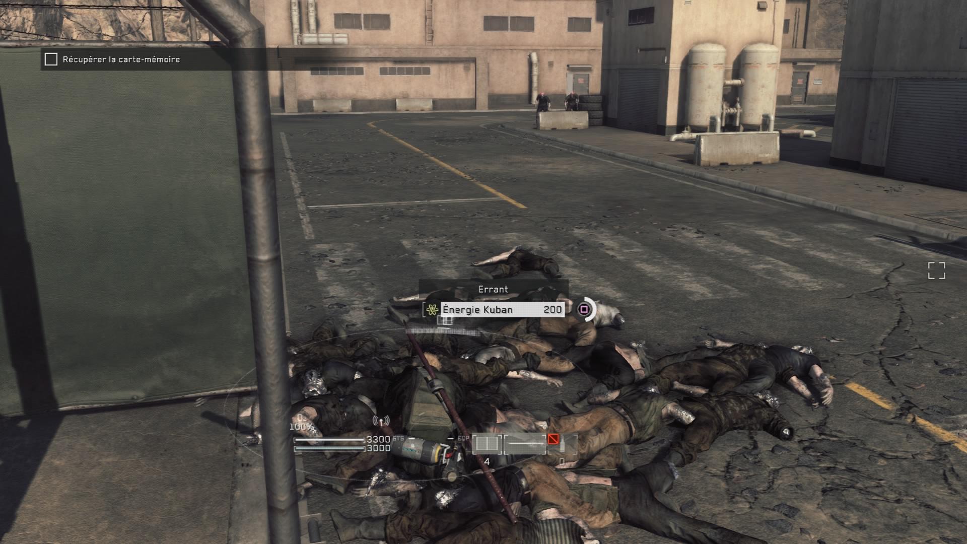 MetalGearSurvive PS4 Test 009