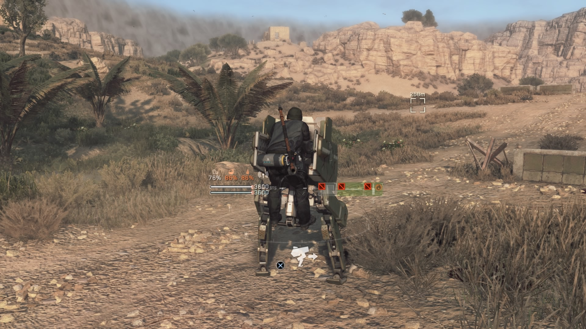 MetalGearSurvive PS4 Test 028