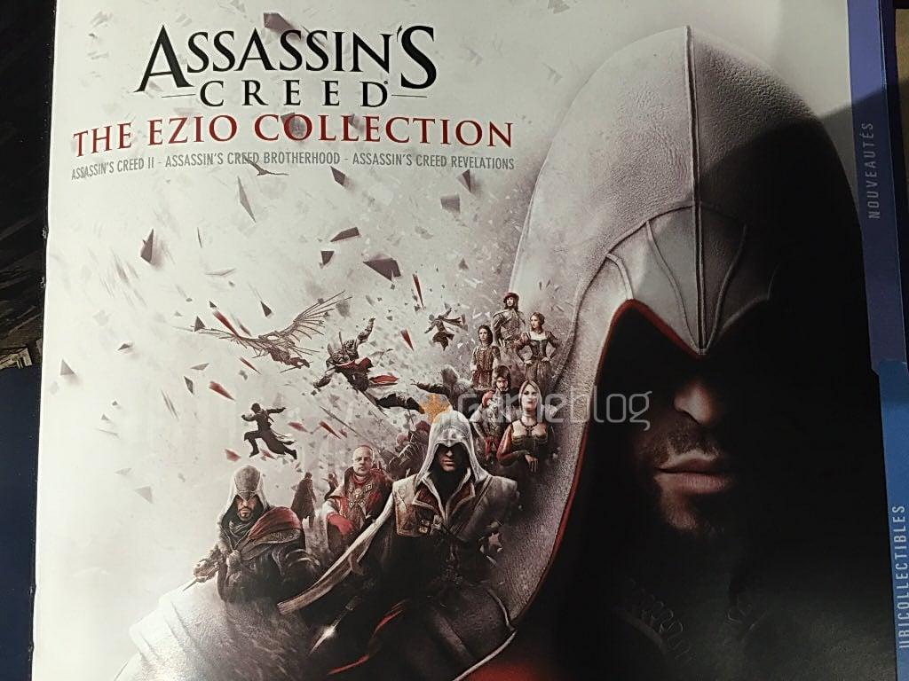 AssassinsCreed EzioCollection