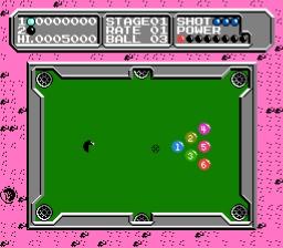 Lunar Pool NES Ed001