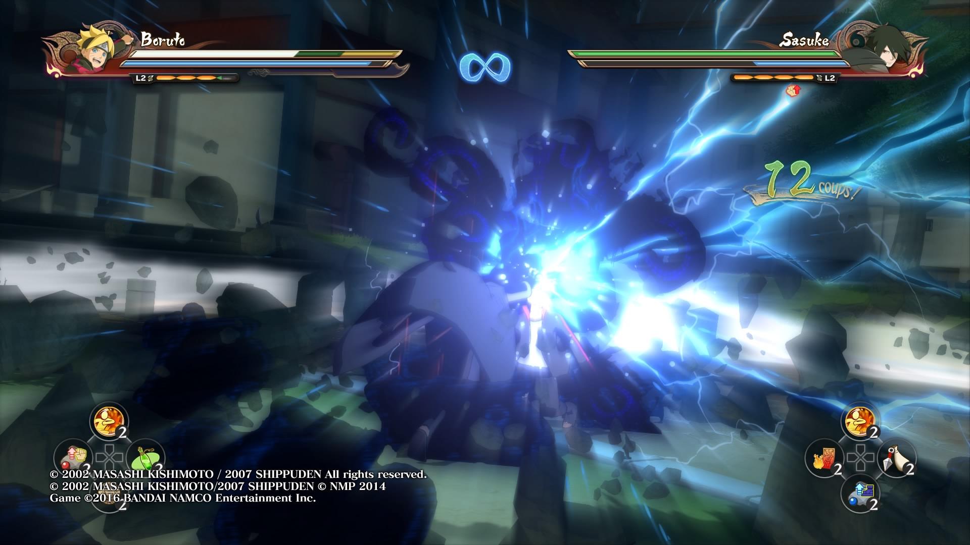 NarutoShippudenUltimateNinjaStorm4-RoadtoBoruto PS4 Test 008