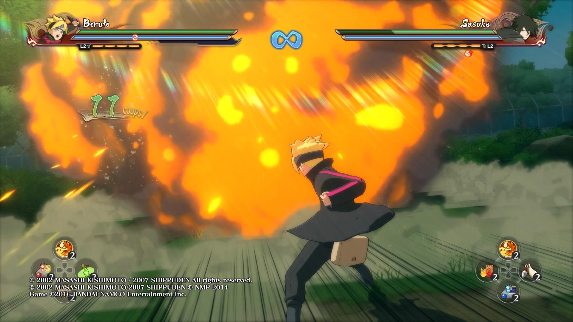 NarutoShippudenUltimateNinjaStorm4-RoadtoBoruto PS4 Test 010