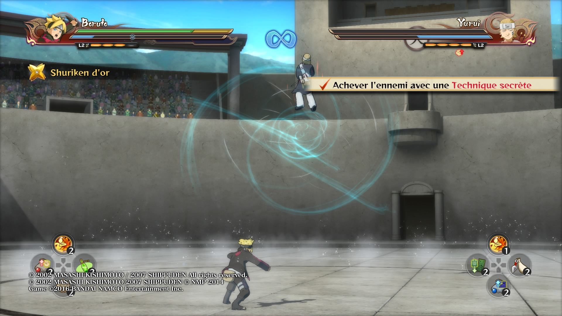 NarutoShippudenUltimateNinjaStorm4-RoadtoBoruto PS4 Test 015