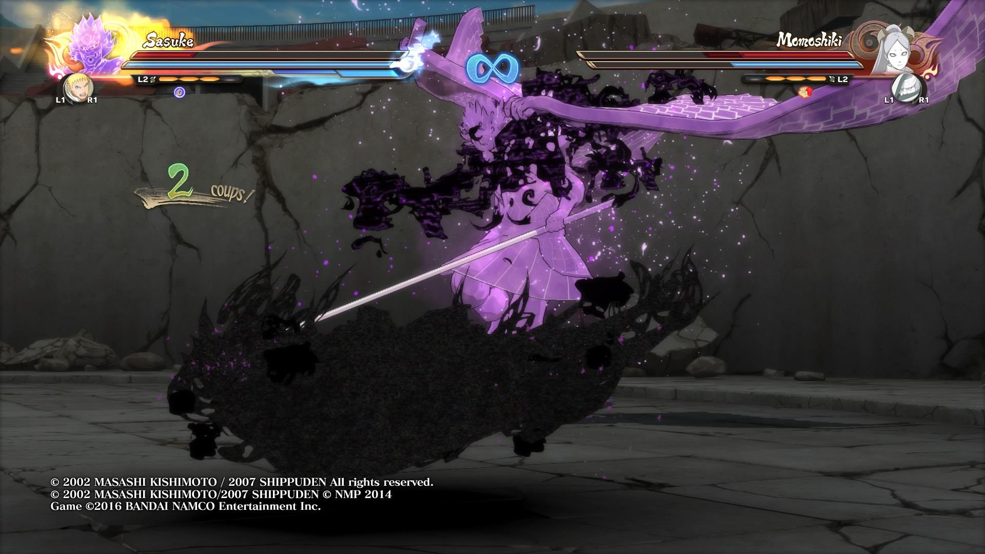 NarutoShippudenUltimateNinjaStorm4-RoadtoBoruto PS4 Test 017