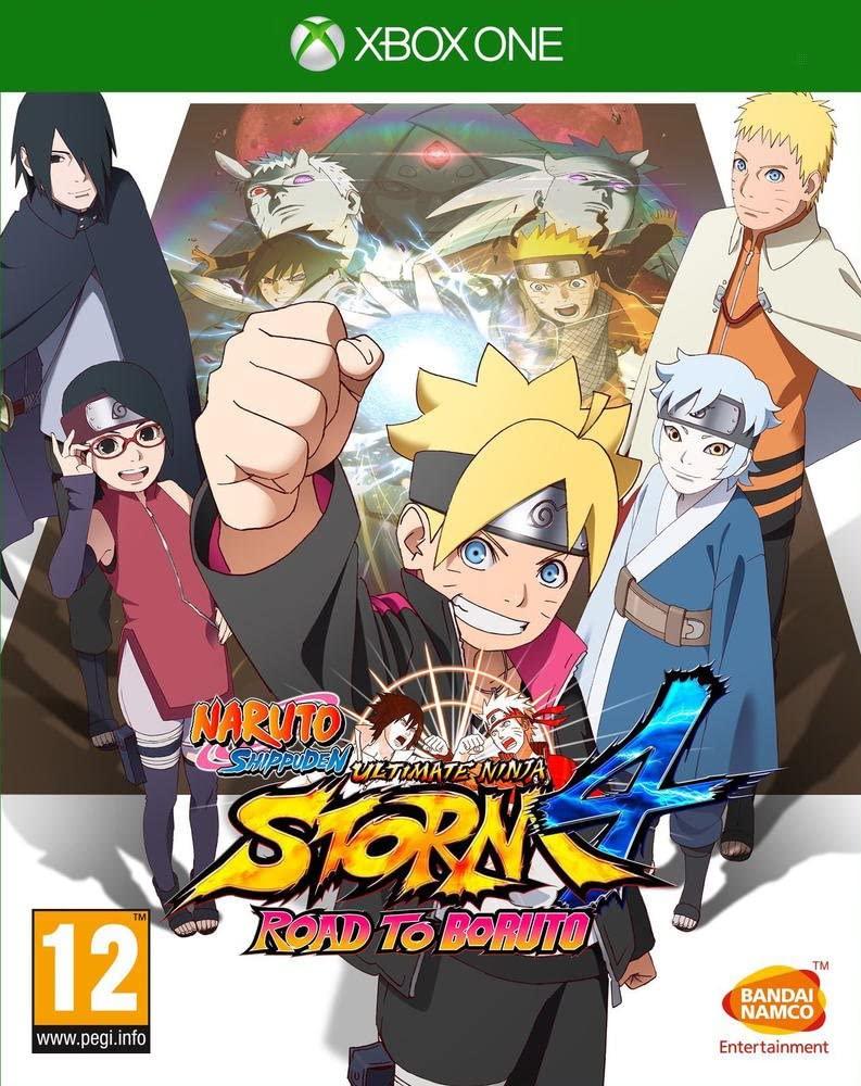 Naruto Shippuden Ultimate Ninja Storm 4 - Road to Boruto