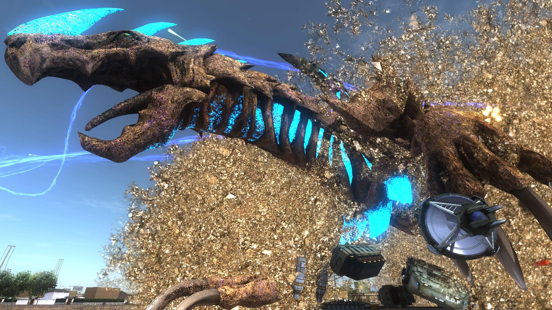 EarthDefenseForce5 PS4 Editeur 017
