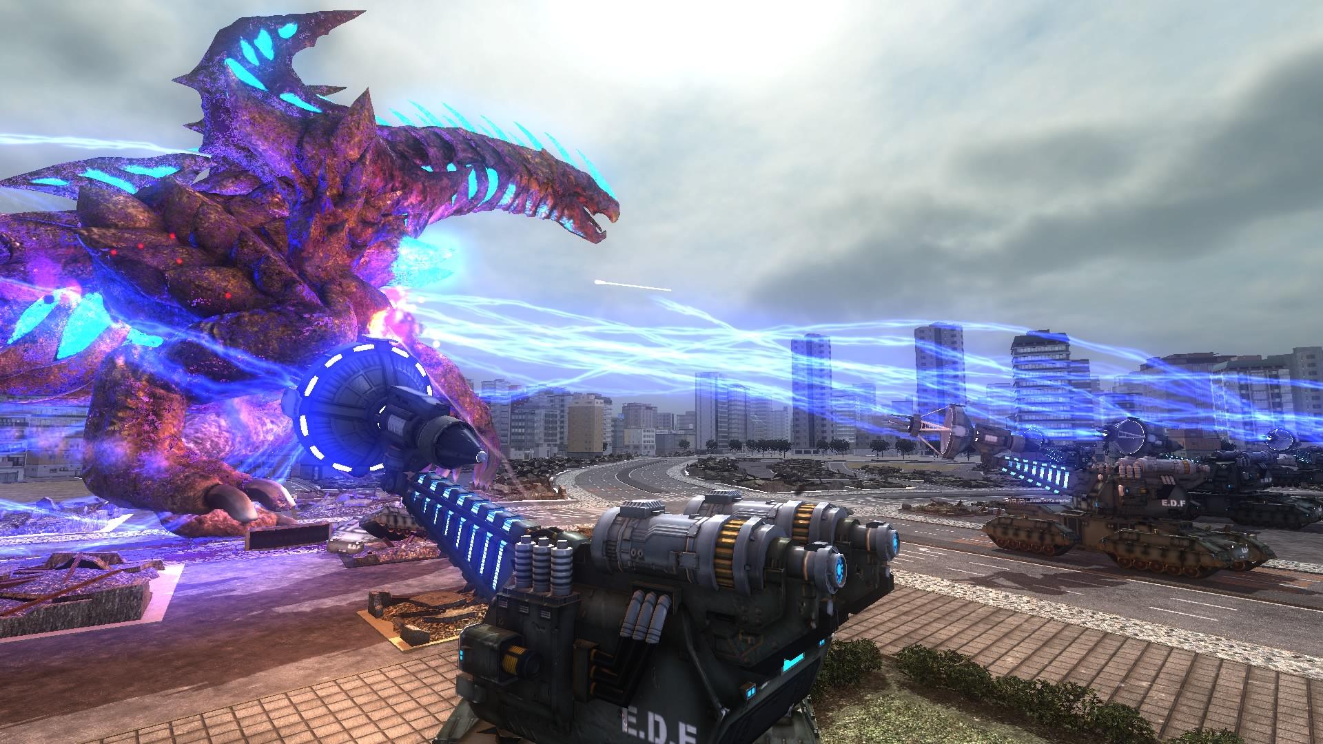 EarthDefenseForce5 PS4 Editeur 022