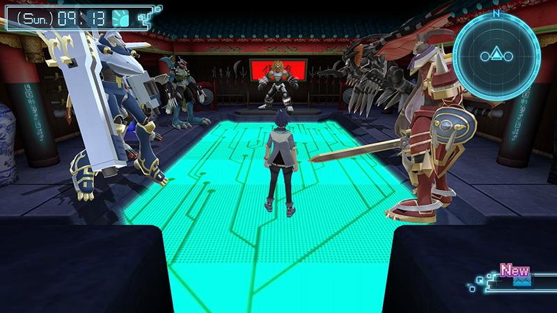 DigimonWorld-Nextorder PS4 Editeur 017
