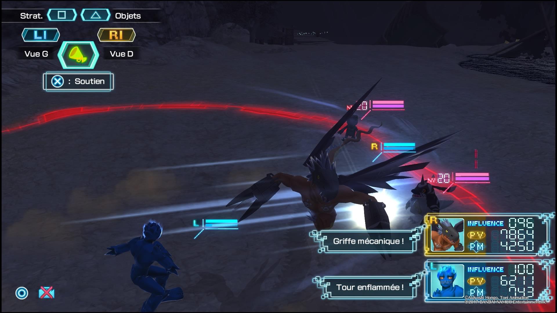 DigimonWorld-Nextorder PS4 Test 003