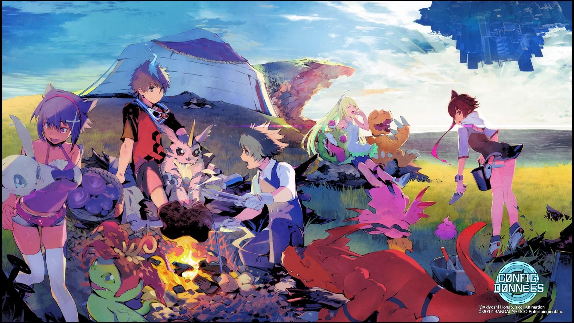 DigimonWorld-Nextorder PS4 Test 005