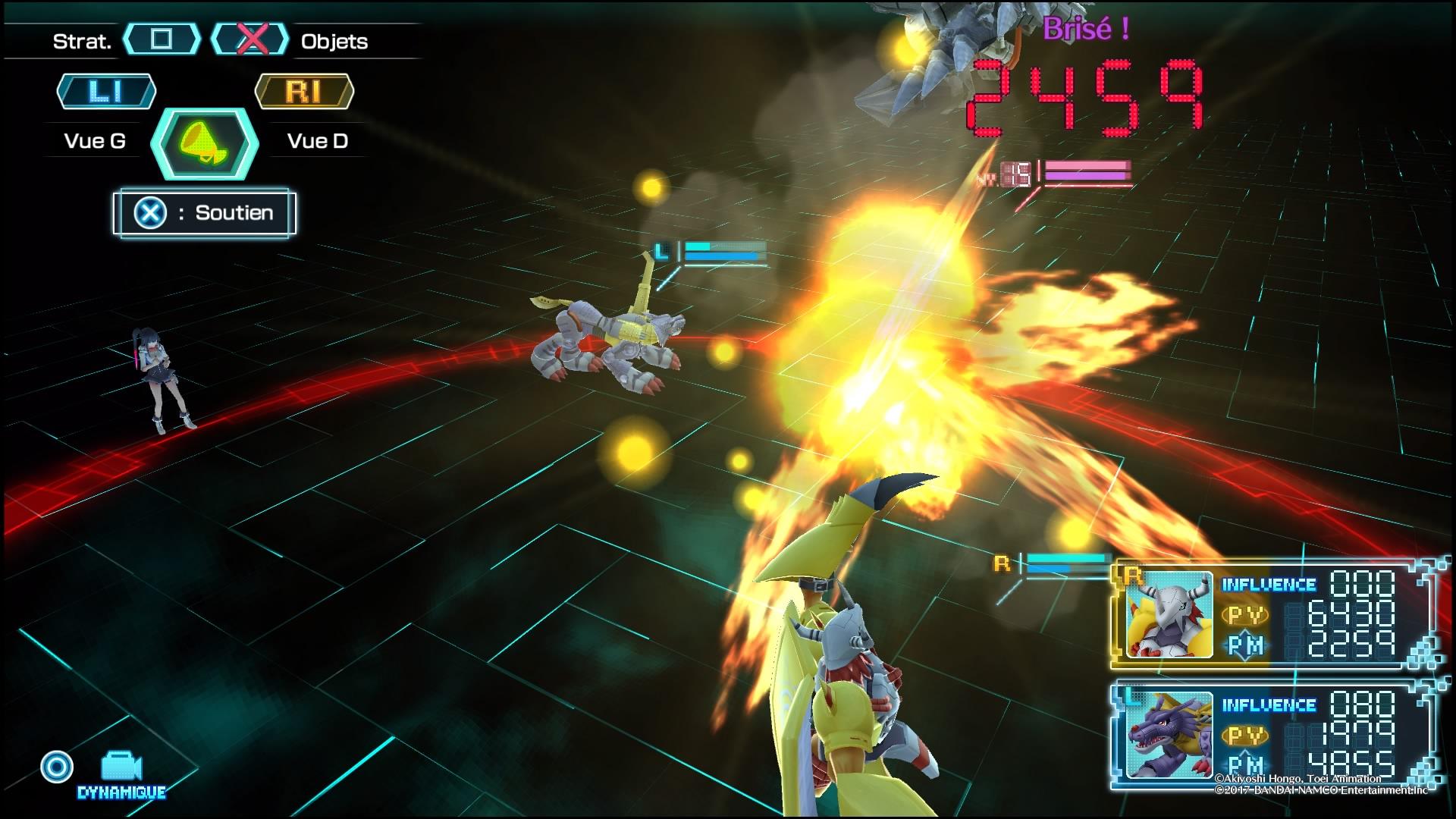 DigimonWorld-Nextorder PS4 Test 010
