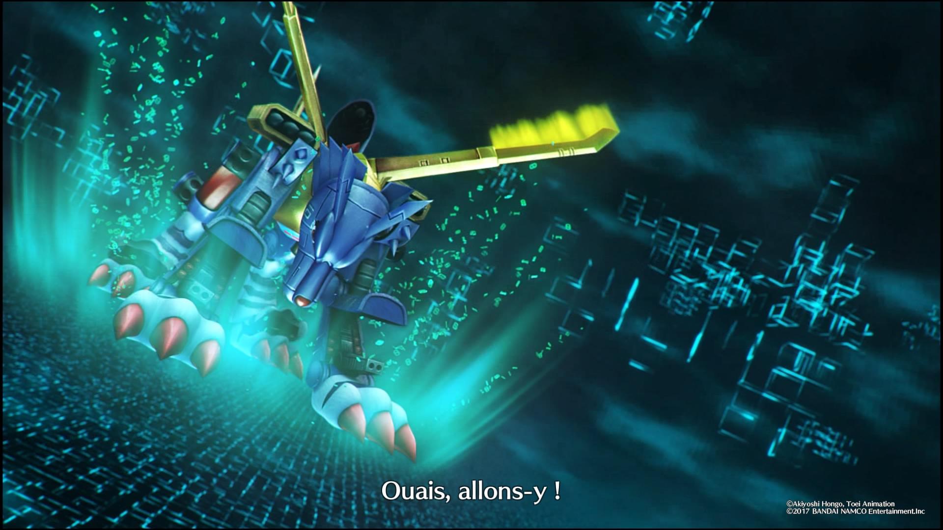 DigimonWorld-Nextorder PS4 Test 014