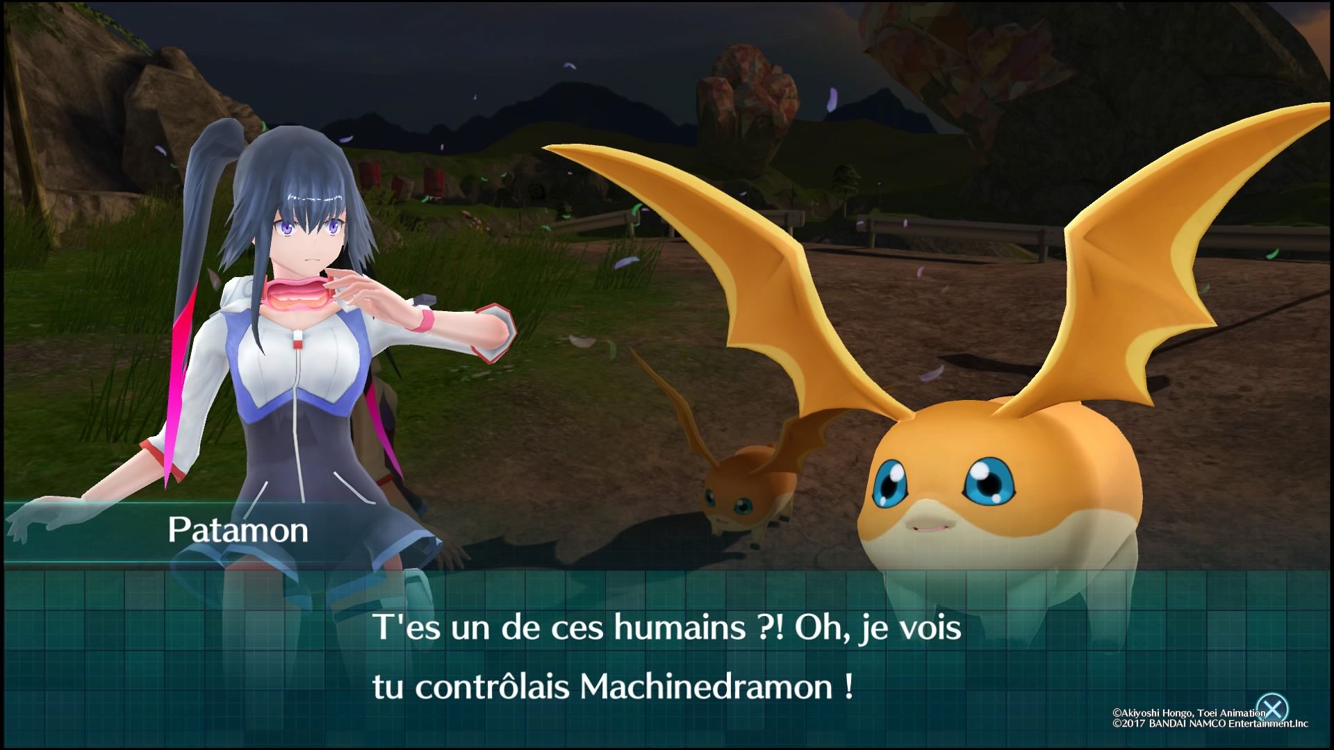 DigimonWorld-Nextorder PS4 Test 023