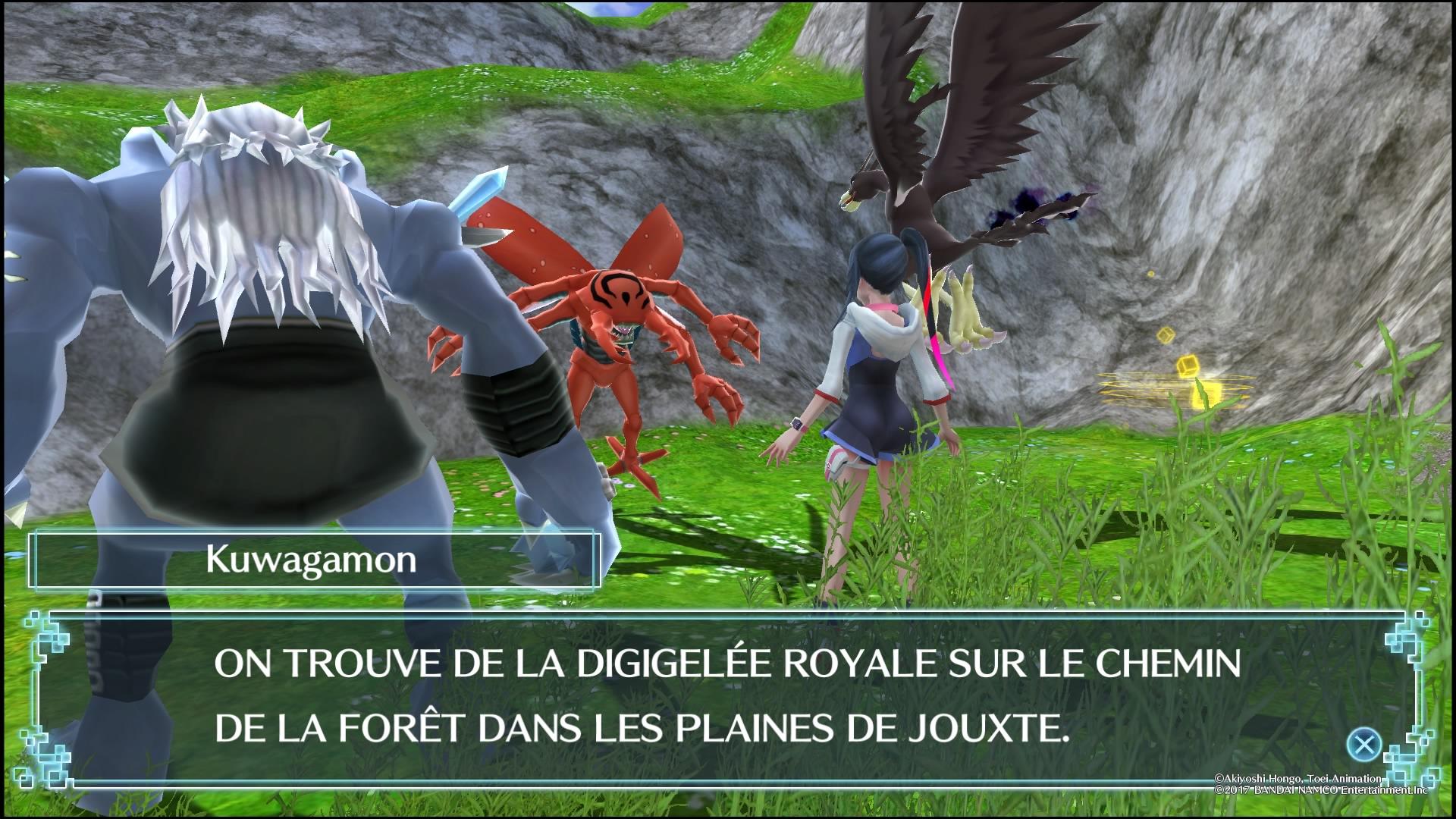 DigimonWorld-Nextorder PS4 Test 029