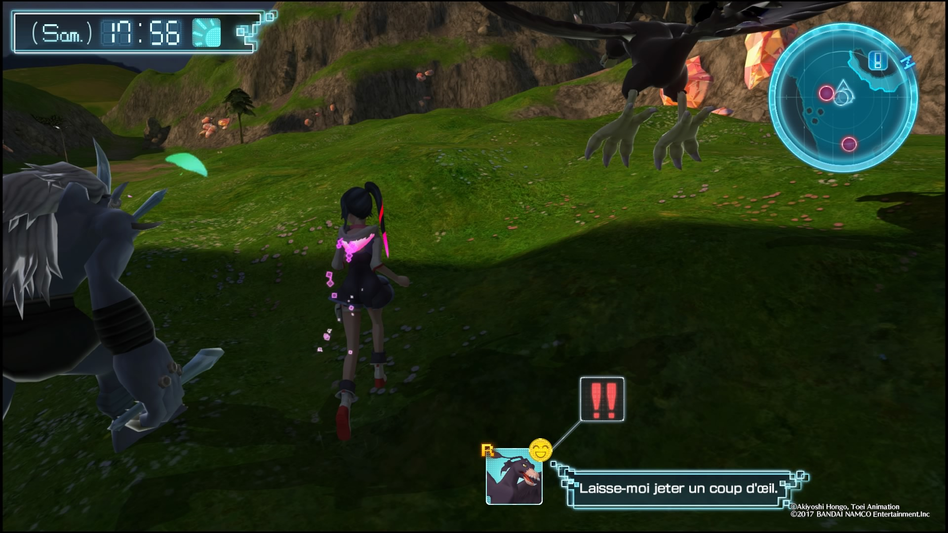 DigimonWorld-Nextorder PS4 Test 033