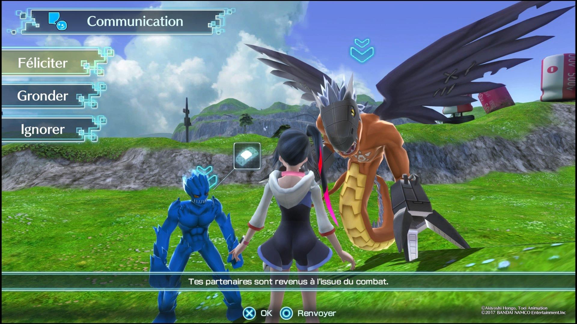 DigimonWorld-Nextorder PS4 Test 042