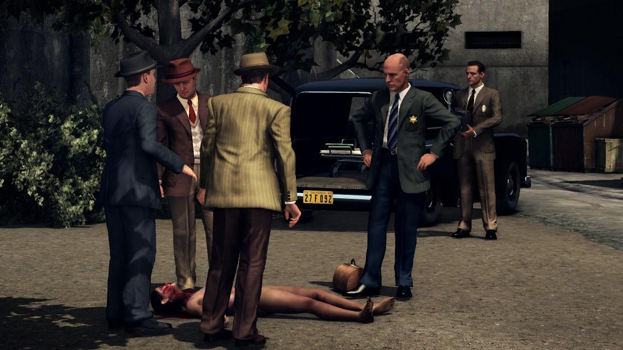 L.A.Noire Multi Editeur 168
