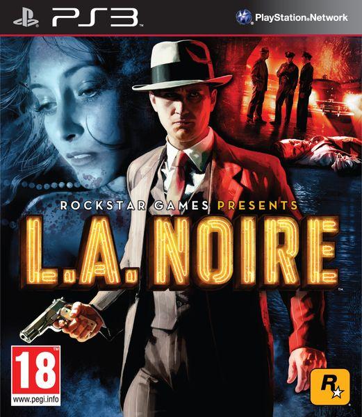 L.A.Noire PS3 Jaquette 003