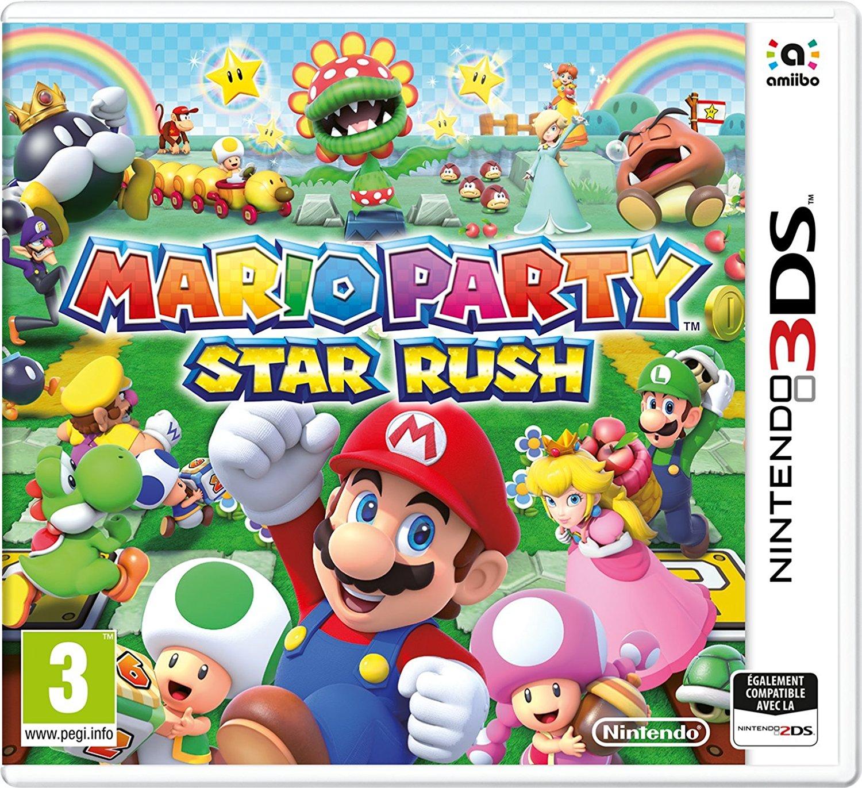 MarioParty-StarRush 3DS Jaquette 001