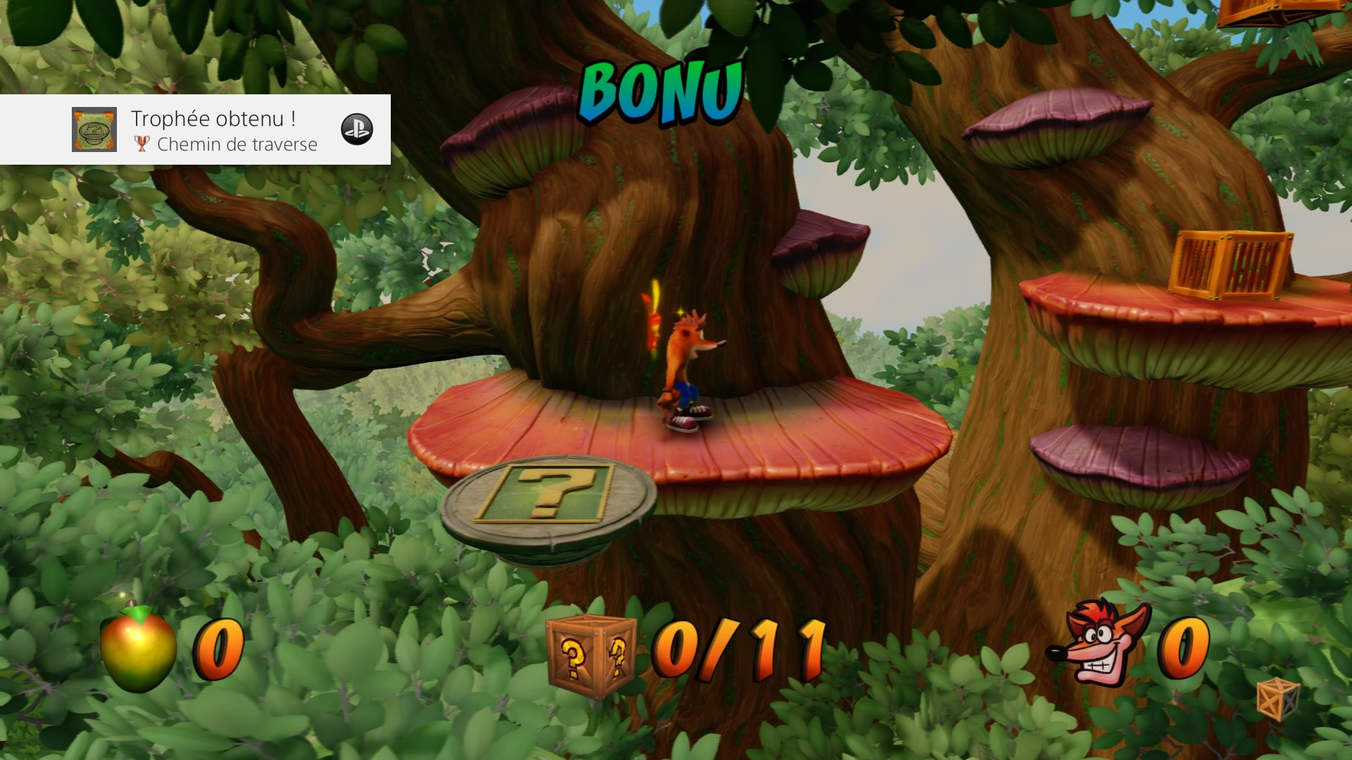 CrashBandicoot-NsaneTrilogy PS4 Test 005