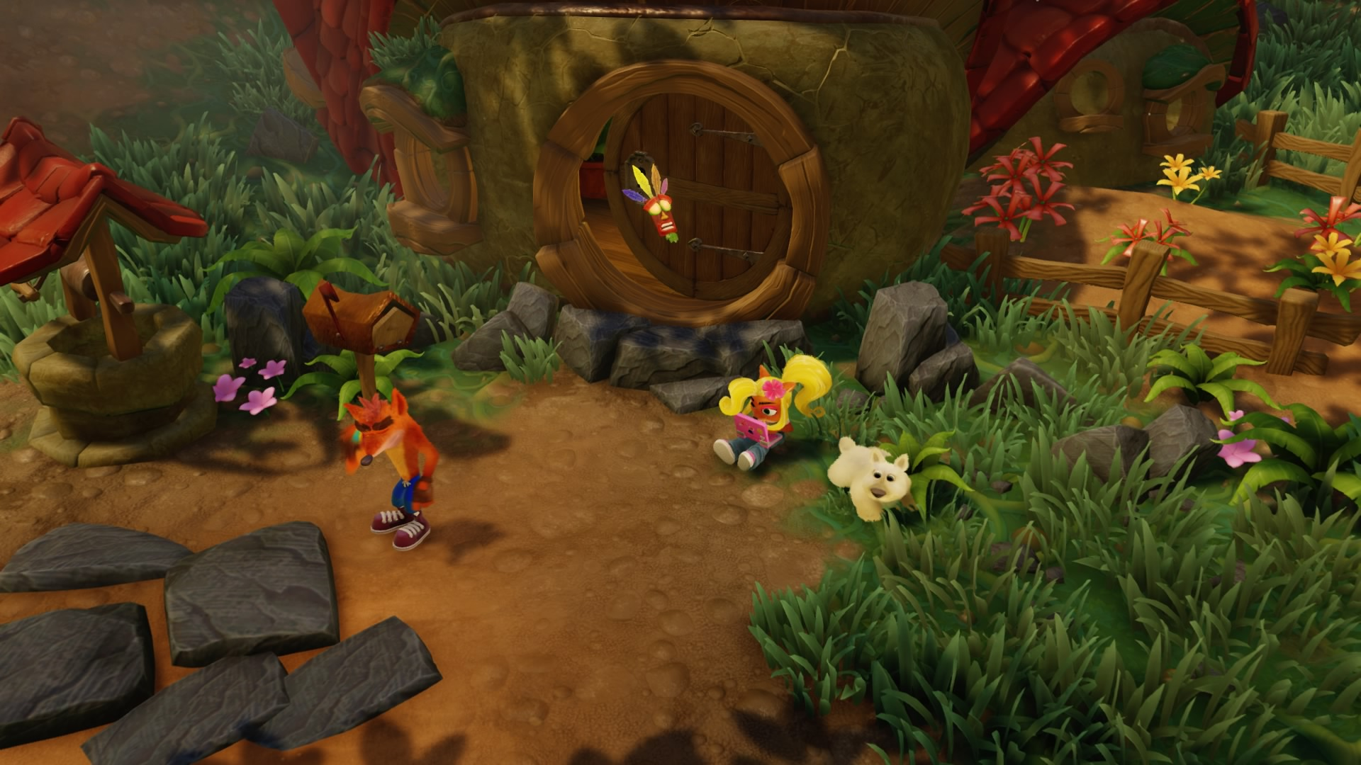 CrashBandicoot-NsaneTrilogy PS4 Test 013