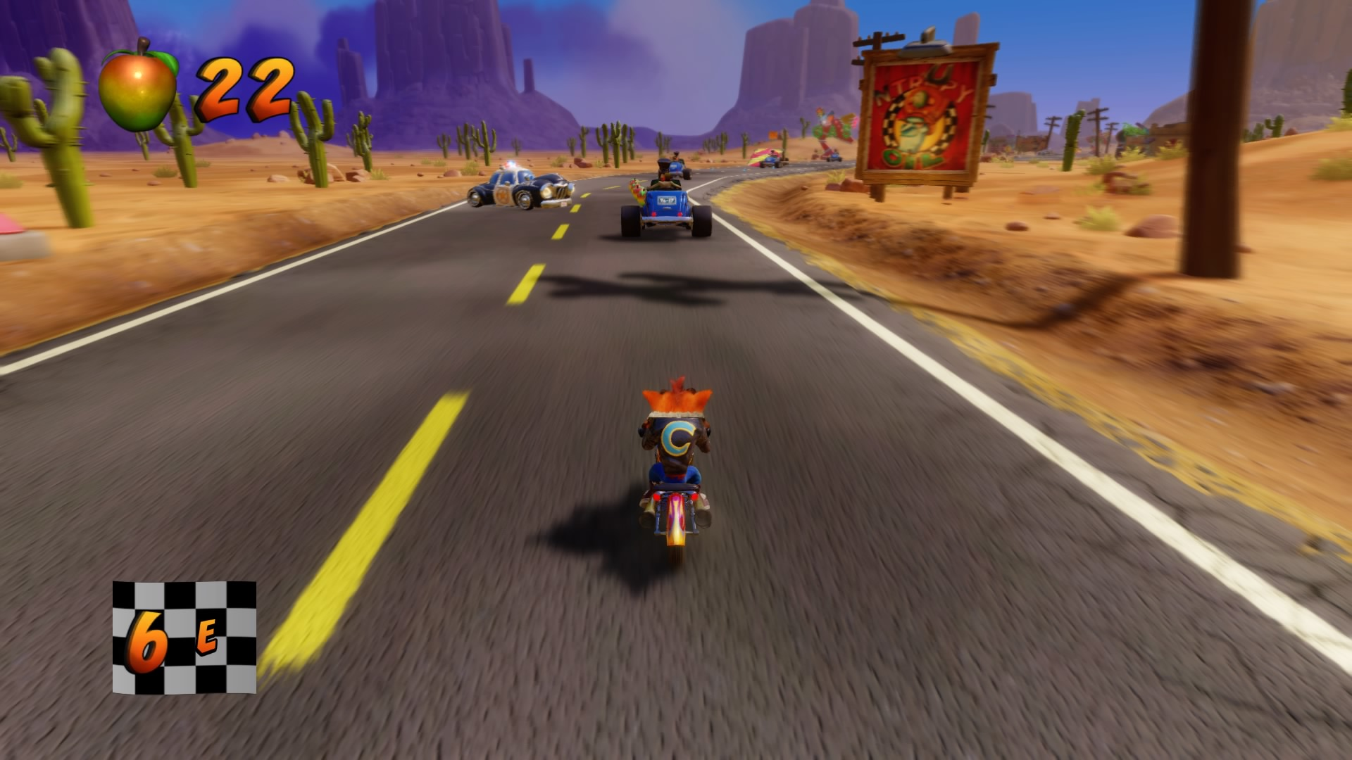 CrashBandicoot-NsaneTrilogy PS4 Test 021