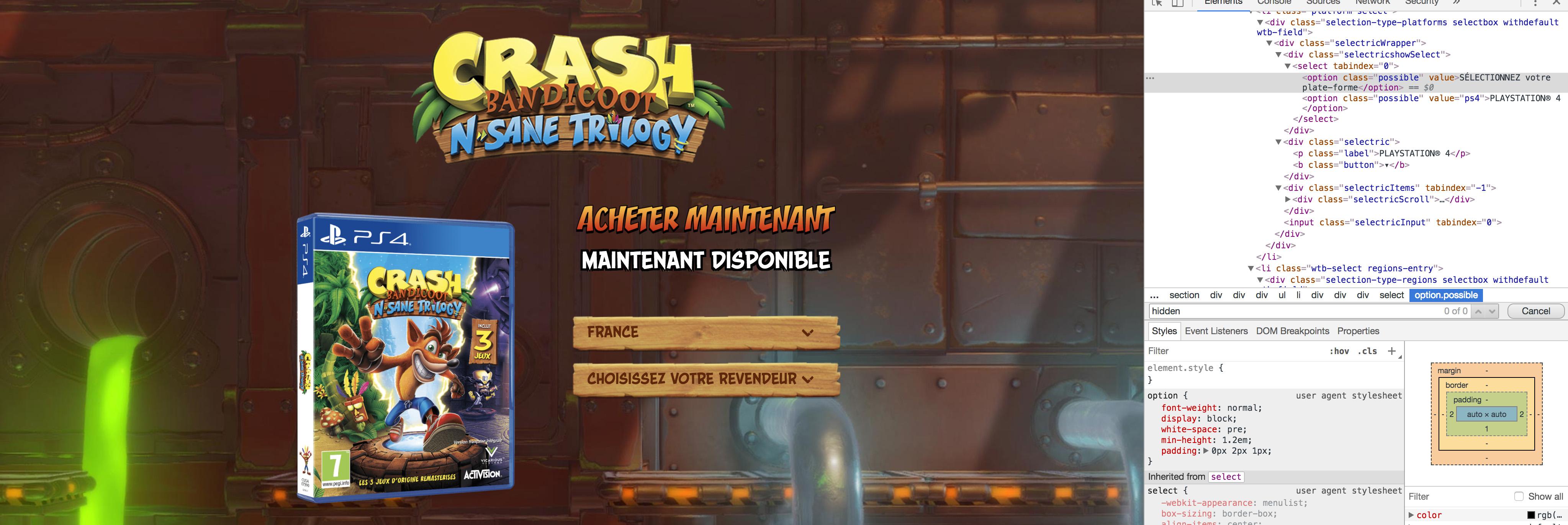 CrashBandicootN.SaneTrilogy PS4 Div 020