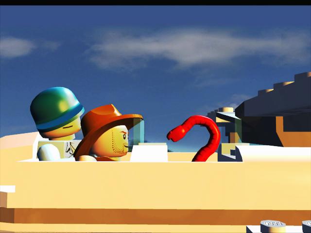 LEGO Indiana Jones Multi Edit027