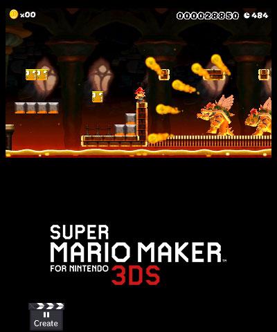 SuperMarioMaker 3DS Test 007