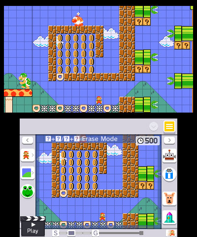 SuperMarioMaker 3DS Test 008
