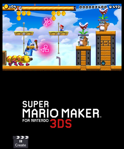 SuperMarioMaker 3DS Test 011
