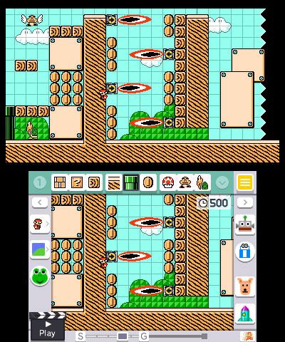 SuperMarioMaker 3DS Test 012