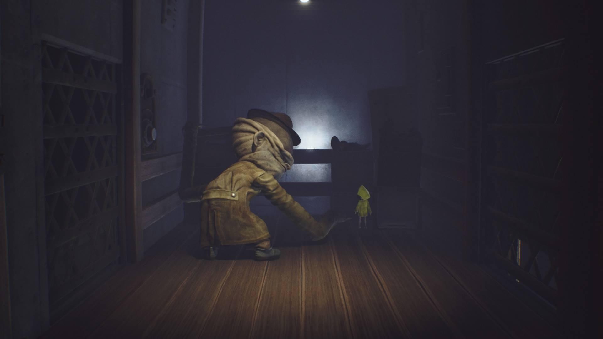 LittleNightmares PS4 Test 005
