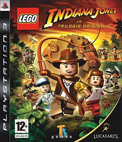 LEGO Indiana Jones La Trilogie Originale - L'Archéologue qui casse des Briques