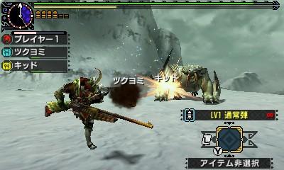 MonsterHunterXX 3DS Editeur 002