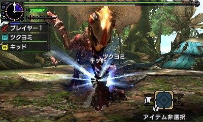 MonsterHunterXX 3DS Editeur 003