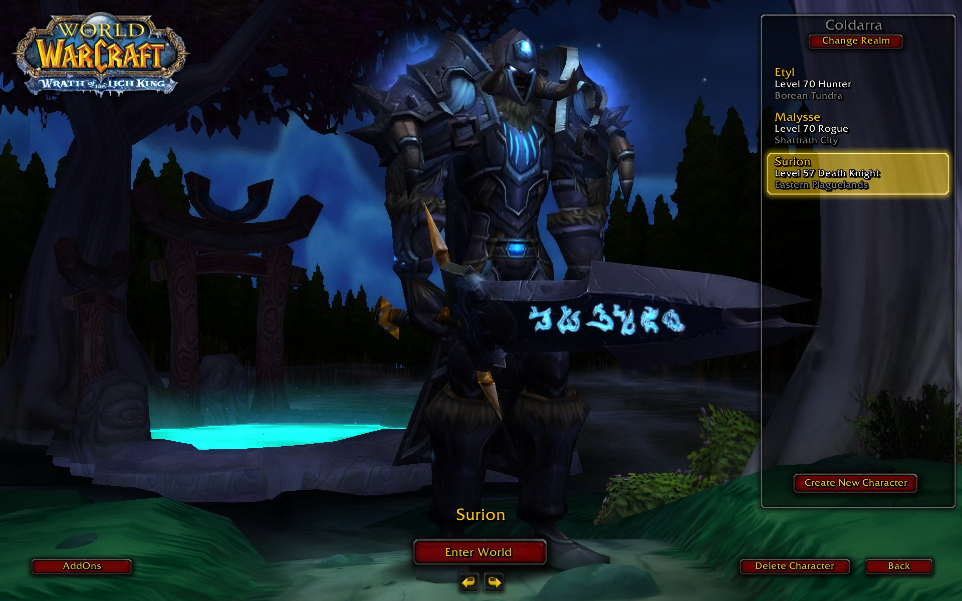 WoW WotLK 008