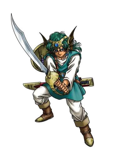 DragonQuestIV DS Art 001