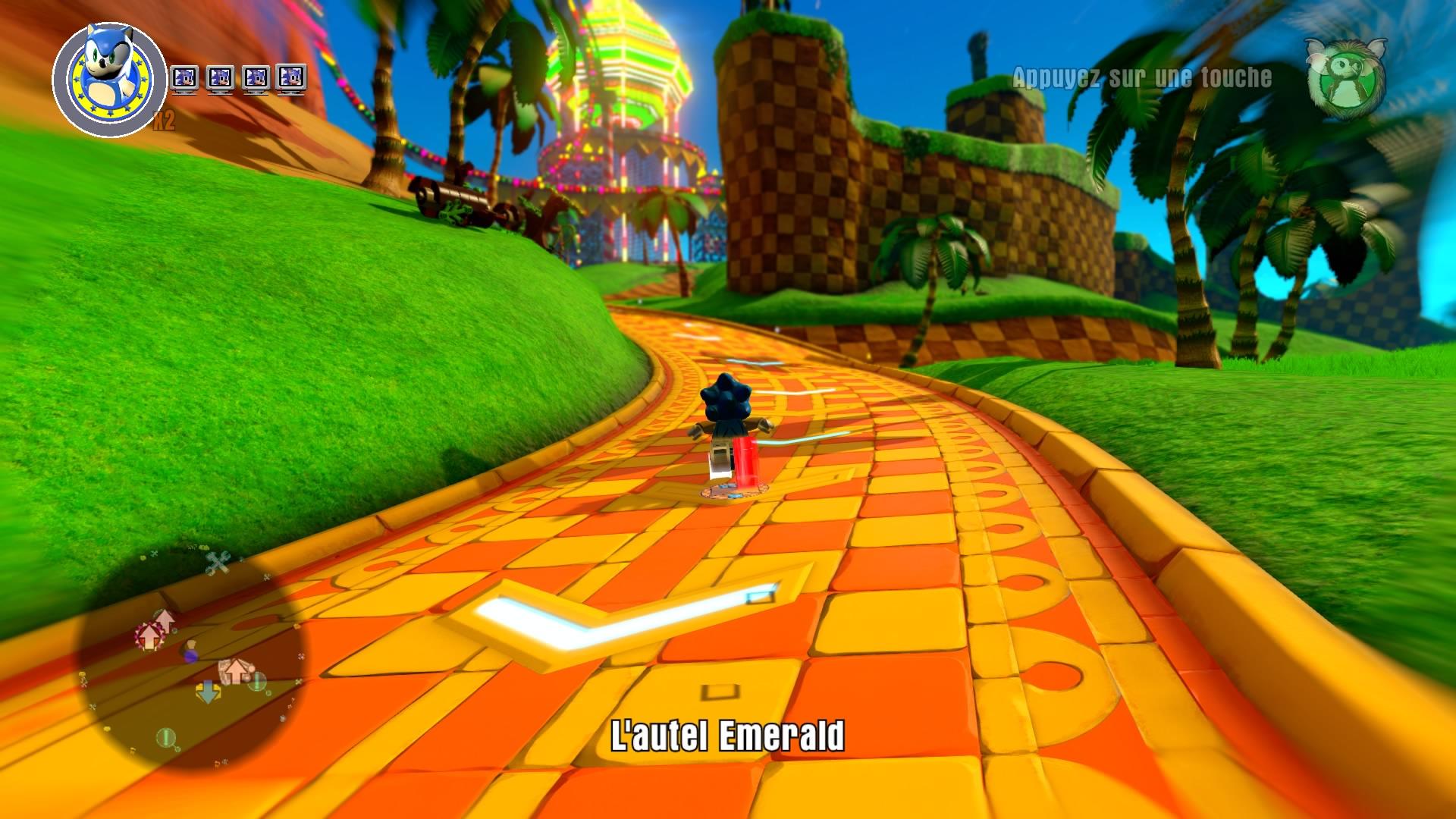 LEGODimensions-SonicTheHedgehogLevelPack PS4 Test 033